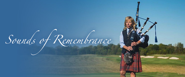 Hope Oaks Bagpiper, weddings, funerals, special events